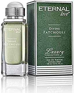 Eternal Love Divine Patchouli 100 ml Eau De Parfum Spray