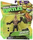 Figura dettagliata Bebop Completo con articolazione Replica di Bebop dalla serie TV Teenage Mutant Ninja Turtles Colleziona tutte e 4le Tartarughe Ninja e tutti gli altri personaggi dello show Compatibile con Teenage Mutant Ninja Turtles Playset