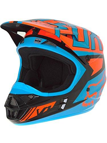 Casco Fox V1Falcon azul Talla XL