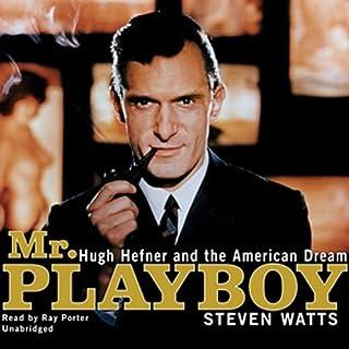 Mr. Playboy audiobook cover art