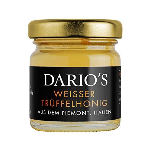 DARIO'S WEISSER TRÜFFELHONIG AUS DEM PIEMONT, ITALIEN, 50G