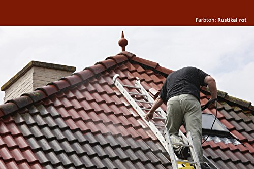 BEKATEQ Dachfarbe BE-536-10l - Dunkelrot