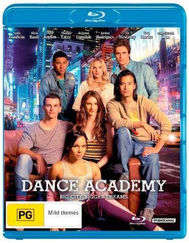 Dance Academy : le retour / Dance Academy: The Movie (2017) [ Origine Australien, Sans Langue Francaise ] (Blu-Ray)