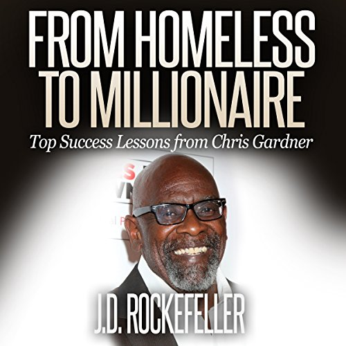 From Homeless to Millionaire: Top Success Lessons from Chris Gardner Titelbild