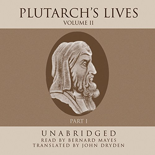 Plutarch's Lives, Volume 2 cover art