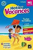 Cahier de vacances 2020 de la Moyenne section vers la Grande section 4/5 ans