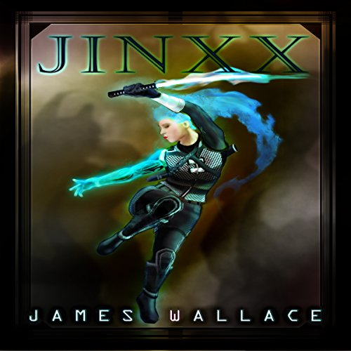 Jinxx audiobook cover art