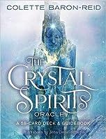 クリスタル スピリット オラクル Crystal Spirits Oracle 占い オラクルカード カード 英語のみ