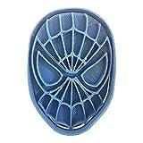 Cuticuter Spiderman - Taglierina per Biscotti, Blu, 8x 7x 1,5cm