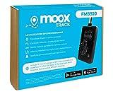 MOOX Track Localizzatore Gps per Auto, Moto, Camion, Barca - App Facile da Usare, Posizione in Tempo Reale, Allarmi differenziati - Sim e Traffico Incluso per 12 Mesi - Sempre Connesso - Blocco Motore