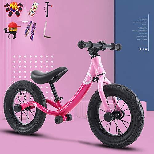 Bicicleta Bebé Equilibrio,Scooter para niños de 12 Pulgadas para 2-6 años con...