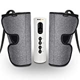 Shine Well Leg Massager for Circulation Air Compression Massage for Calf Helpful for Muscles...