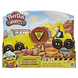 Construction Toys -- Play-Doh Accessories