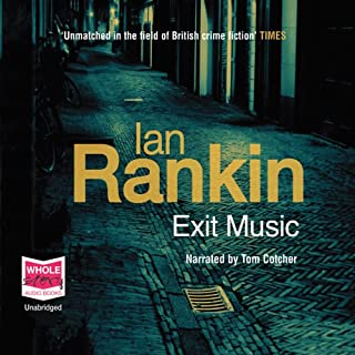 Exit Music audiobook cover art