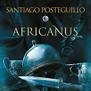 Africanus. El hijo del cónsul [Africanus. The Son of the Consul] audiobook cover art