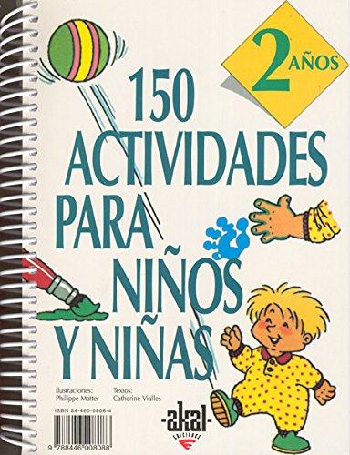 150 actividades para niños y niñas de 2 años