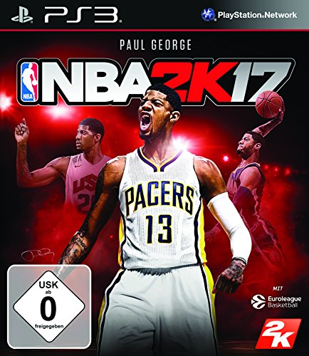 NBA 2K17 - PlayStation 3 - [Edizione: Germania]