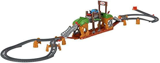 Thomas & Friends TrackMaster, Walking Bridge Train Set, Playset With Motorized Train or Preschoolers Ages 3 and Older