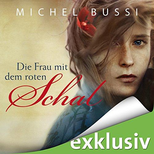Die Frau mit dem roten Schal cover art