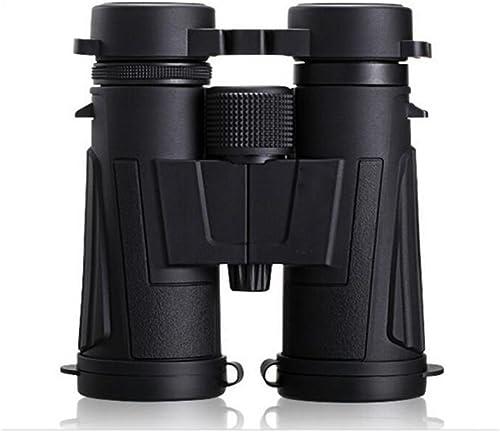 GAO-WJ Wide Views HD 8X42 Jumelles professionnelles pour observer les oiseaux. Champ de vision extra-large pour les détails les plus brillants et les plus clairs. Focus étroit pour des vues plus rappr