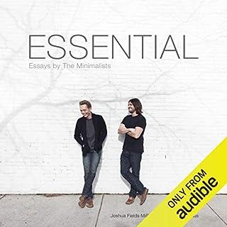 Page de couverture de Essential