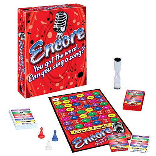 3. Endless Games Encore Board Game - Sing Songs to Win