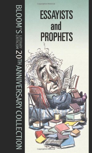 Compare Textbook Prices for Essayists And Prophets Bloom's Literary Criticism 20th Anniversary Collection  ISBN 9780791085233 by Bloom, Harold