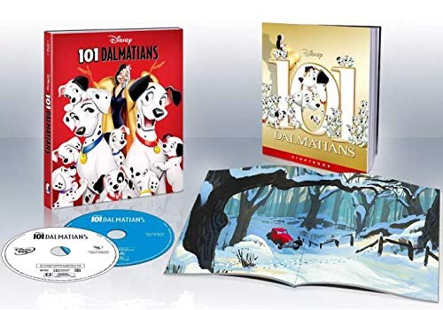 101 Dalmatians Signature Collection (Target Exclusive) (Blu-Ray + DVD + Digital)