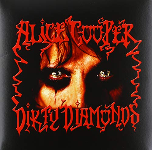 Dirty Diamonds [Red Colored Vinyl] [Disco de Vinil]