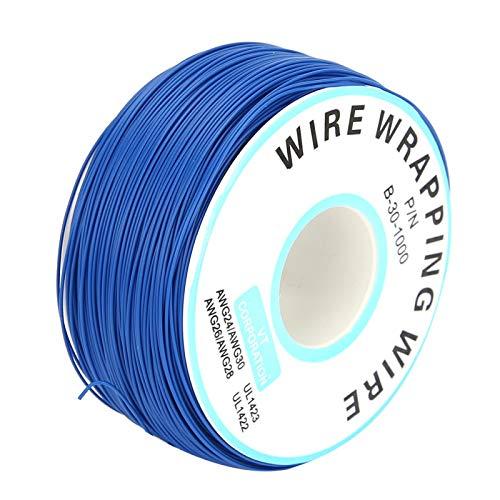 Mutuer Cable delimitador, 300 m/984 pies, Alambre eléctrico de Bobina para Valla...