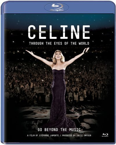 Celine: Through the Eyes of the World [Blu-ray] by Sony by St?phane...