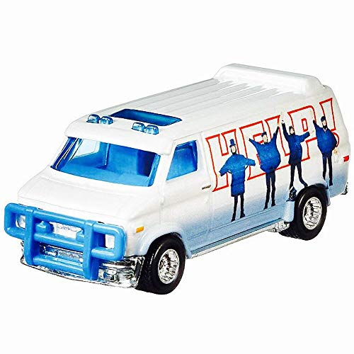 Hot Wheels Custom GMC Panel Van Vehicle