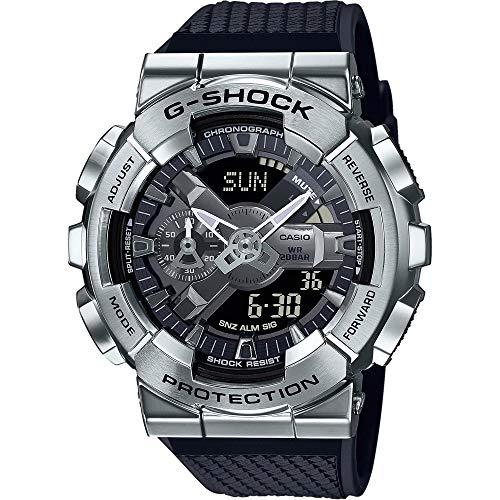Casio Reloj Analógico-Digital para Hombre de Cuarzo con Correa en plástico GM-110-1AER
