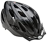 Schwinn Thrasher Lightweight Microshell Bicycle Helmet with Rear Tail...