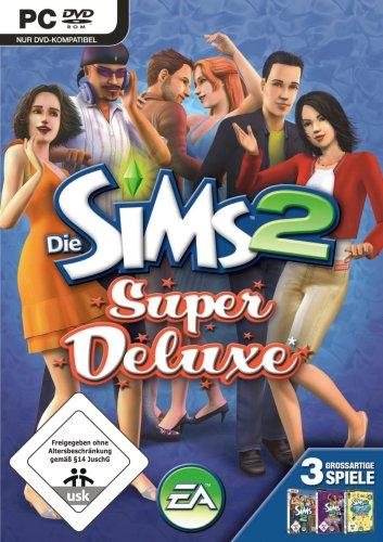 Die Sims 2 - Super Deluxe