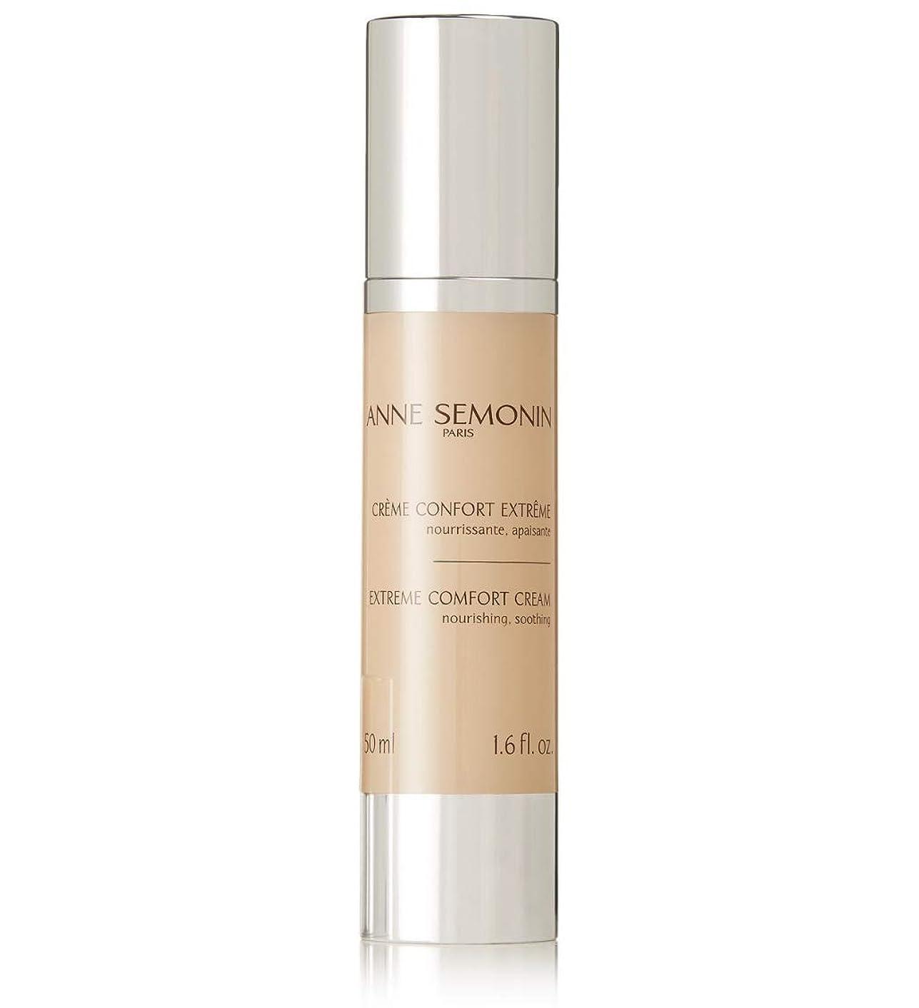 通り乱雑なクロールAnne Semonin Extreme Comfort Cream - For Dry & Sensitive Skin 50ml/1.6oz並行輸入品