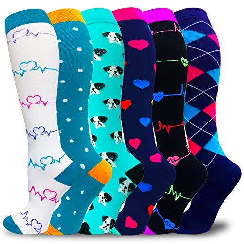 Compression Socks For Women & Men - Best for...