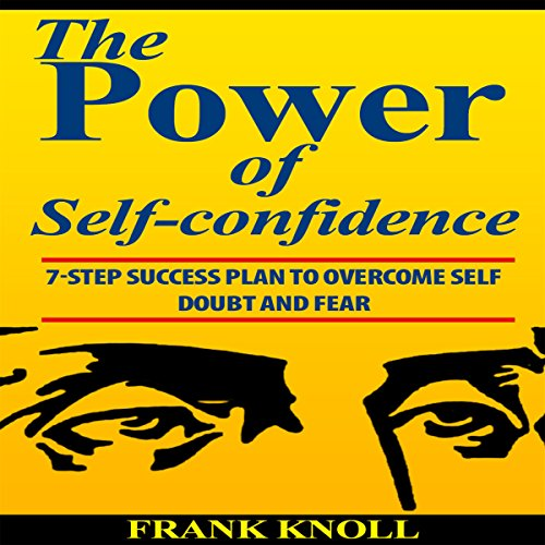 Power of Self-Confidence audiobook cover art