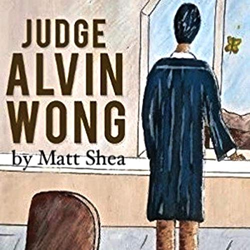 Judge Alvin Wong  By  cover art
