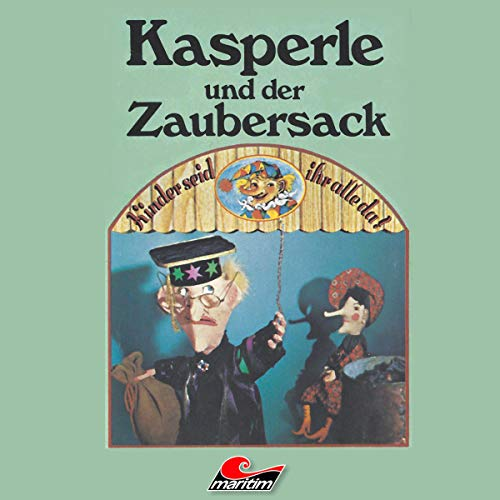 Kasperle und der Zaubersack audiobook cover art