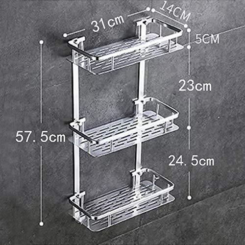 Badkamer plank Geperforeerde ruimte aluminium rechthoekige plaat Verdikte bodemplaat 1 2mm Badkamer badkamer 1.2mm three-layer punching