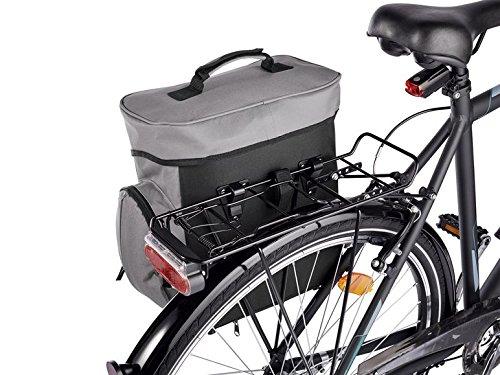 Crivit Impermeable Bicicleta alforja para portaequipajes Incluye ...