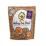 Treats for Chickens Herbal Chicken Bedding (1 lb.), Nesting Herbs for Chicken Coop Bedding - Compostable, Organic Poultry Bedding Herbs for Nesting Boxes, Natural Chicken Nesting Box Blend