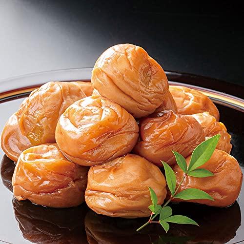 塩分8%!「美味しい紀州南高梅」 2kg (2kg)