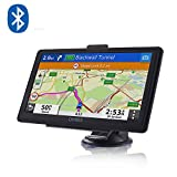 OHREX SAT NAV, With Bluetooth handsfree Calling, 7 inch Screen, GPS Navigation For Cars Trucks...