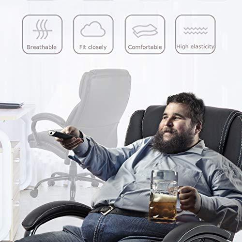 BestMassage Big Office Chair
