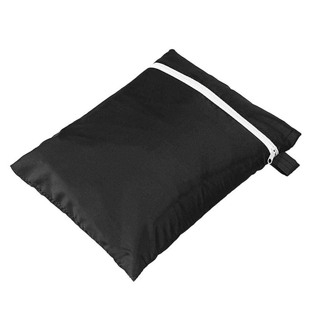 脈拍背骨受けるLUHUN防水防塵UV耐性屋外折りたたみ椅子カバー、ガーデンガーデンリクライニングカバー