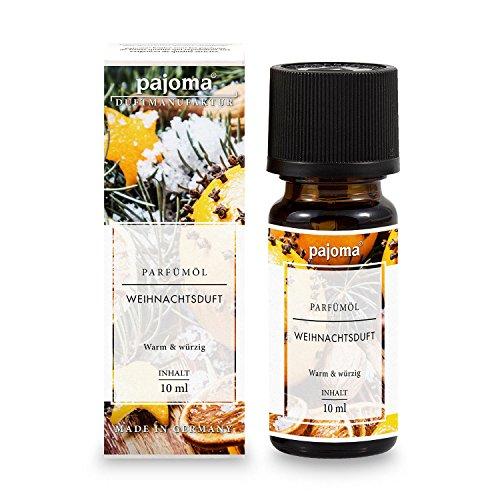 """pajoma Parfümöl """"Weihnachtsduft"""", 10 ml, feinste Parfümöle in Geschenkverpackung"""