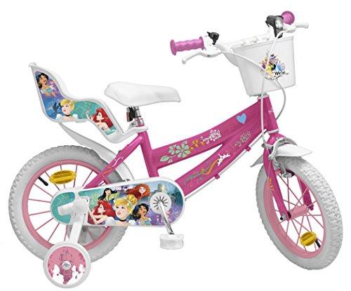 pik & Roll Principessa Bicicletta Ragazza, Rosa