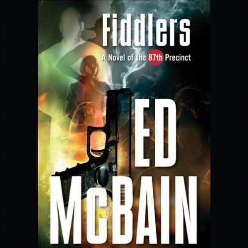 Fiddlers audiobook cover art